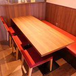 とりいちず - テーブル4〜6名様★合コンや会社宴会に最適なテーブル席をご用意♪