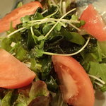 旬の海藻 新わかめのサラダ