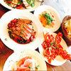 クラフトビアマーケット - 料理写真:ボリューム満点!満足コース