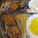 インド・ネパール料理 Raja - ランチセット×2