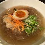 極味焼肉 牛吾 - めちゃ旨冷麺♪