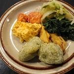 マガッヅィーノ - 前菜