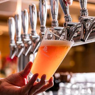 生樽の国産クラフトビールの品揃えは新百合ヶ丘No.1!!!