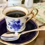 コーヒーパーラー ヒルトップ - ストロングコーヒー 700円