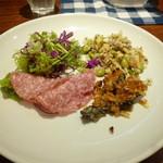 トラットリア パッパ - 前菜
