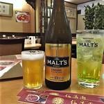 福満園 - ビール&サワー