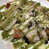 橋本屋 - 料理写真:白身魚の和風カルパッチョ