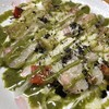Hashimotoya - 料理写真:白身魚の和風カルパッチョ