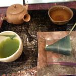 茶の葉 - 煎茶のセット