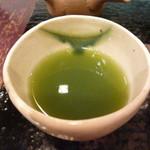 茶の葉 - 私は鹿児島の茶葉