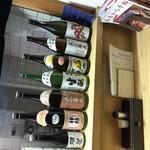橋本屋 - 日本酒(各週おすすめその他ご用意しております)