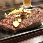 いきなりステーキ - USリブ300g