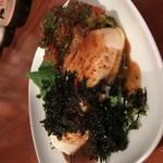 フタバ - 料理写真:韓国風冷や奴