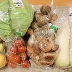 グリーンセンター 音羽 - 料理写真:野菜色々