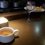 8276519 - ランチのスープ