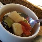 8276520 - ランチのスープ