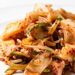 GoBee - 冷麺サラダ