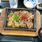 82763931 - たじま牛皿定食
