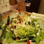 北堀江 ほおずき - サラダ