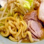 ラーメン慶次郎 - 自家製麺UP