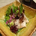禅紫 - とり貝お刺身