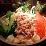 沖縄家庭料理 残波の風 -