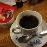 蘭丸亭 - コーヒー