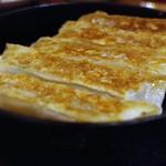 中国家常菜 燕郷房 - 鉄鍋餃子