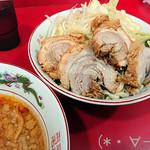 82779786 - 小豚つけ麺(1000円)