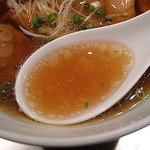 ソラノイロ Japanese soup noodle free style 本店 - 中華ソバ