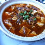 8278811 - メインの麻婆豆腐