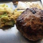 82781169 - 萬鉄 肉汁ハンバーグ 1,500円