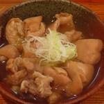 大阪焼トンセンター - もつ煮 \28o
