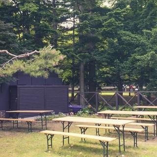 円山公園の四季を堪能