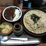 82784056 - ざる定食¥570