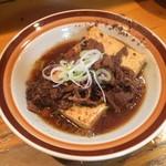 日の丸酒場 - 肉豆腐