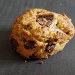 うぐいすと穀雨 - 料理写真:チョコスコーン