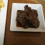下呂彩朝楽 - 焼きたてステーキ