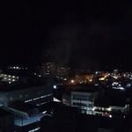 下呂彩朝楽 - お部屋からの夜景 5階でした