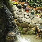 下呂彩朝楽 - 蛙の滝