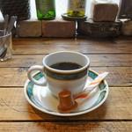 貸切専門バル 麻布FLAT - ランチ:コーヒー