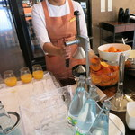 82788655 - 手しぼりオレンジジュース