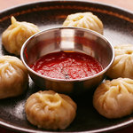 マナカマナ - ネパール料理の定番!蒸し餃子の「モモ」