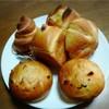 庭のパン屋さん - 料理写真: