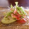 ビストロ オレイユ - 料理写真:帆立のマリネ