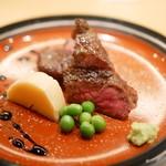 割烹 うづき - 和牛イチボ