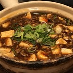 中華ビストロうちだ - 麻婆豆腐  830円