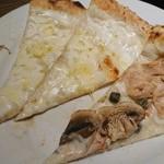 SALVATORE CUOMO & BAR - ハチミツとチーズ、キノコとツナのクリーム