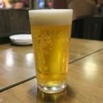 カーサテキーラTokyo - 生ビール