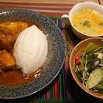 インカ食堂 - アデボ。